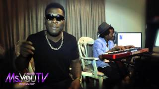 "Burna Boy Perfoms ""Like To Party"" Live For MsYouTV!"