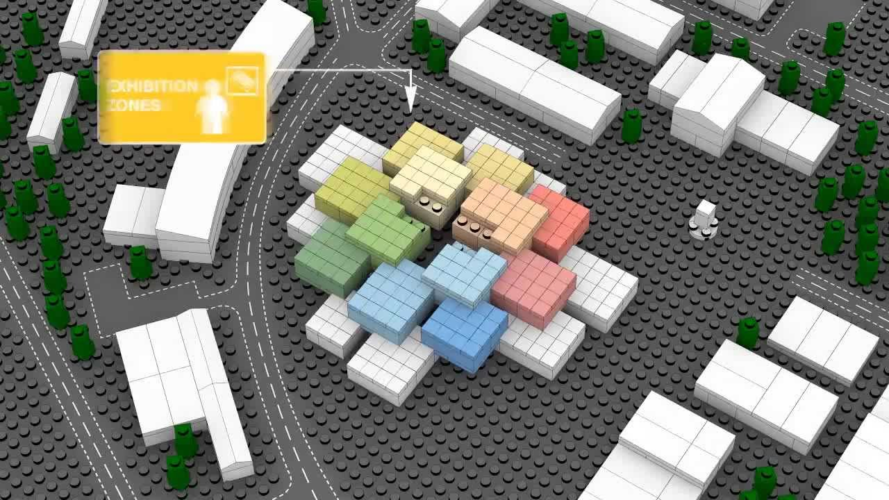 The LEGO House By BIG (Bjarke Ingels Group)    HD      YouTube Part 45