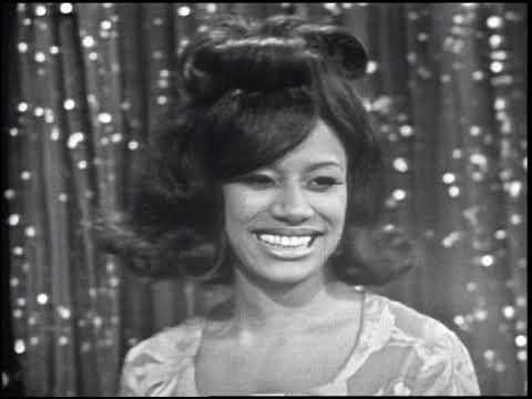 American Bandstand 1965- Interview Brenda Holloway