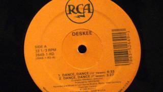 Deskee - Dance, dance (extended mix)