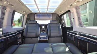 Mercedes Benz Vito / V Class VIP Design By TRIMO VVD1006