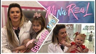 Video MiNa ReAl | Visitando maternidade de bonecas #8 download MP3, 3GP, MP4, WEBM, AVI, FLV Oktober 2018
