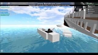 Lusitania In 4 minutes and 48 seconds (ROBLOX)