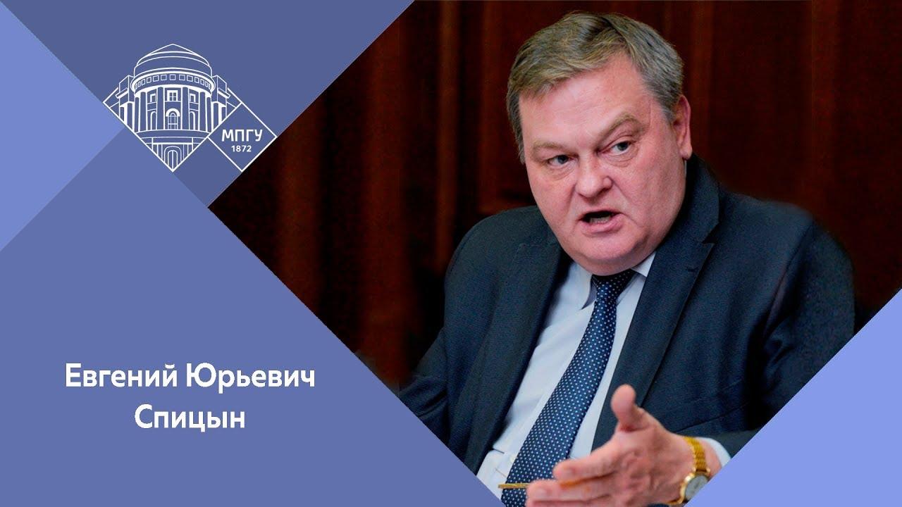"""Евгений Спицын в программе """"Постскриптум""""с Алексеем ..."""