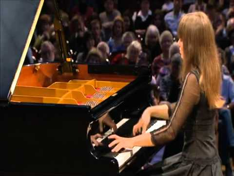 Anna Fedorova - Ballade in F minor Op.52 - International Chopin Competition XVI (2010)