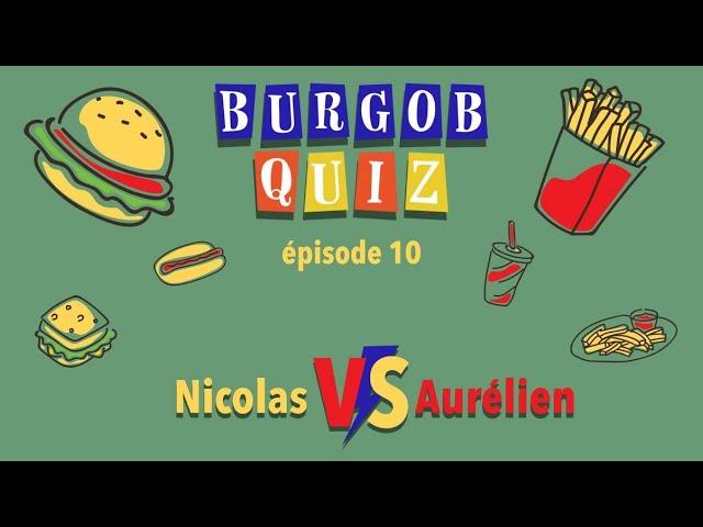 Burgob Quiz #10