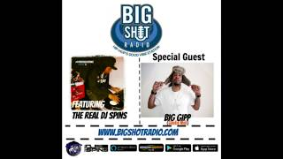 Big Gipp on Reunion with Goodie Mob, Dungeon Family Tour, and New Cannabis Line