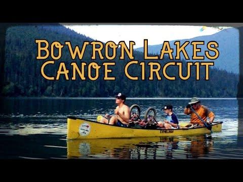 Wilderness 7-Day Canoe Adventure - Bowron Lakes Circuit