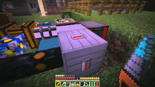"Let`s Play Minecraft 1.1+IC+BC+RP+CC++ [Part 103] ""Forestry: Biosprit-Basteleien"" [GERMAN]"