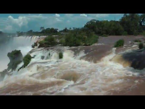 Iguazu Falls Argentina & Brazil Feb 16