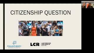 Webinar: Census 2020, Your Legal Questions Answered
