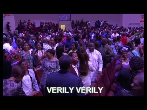 WCI Houston Covenant Day of Open Doors. April 22, 2018