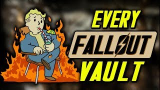 Every Fallout Vault