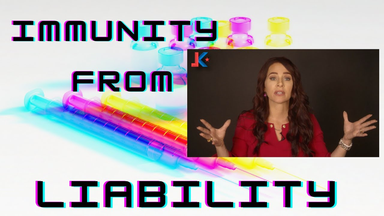 Immunity from Liability is the Real Immunity Problem