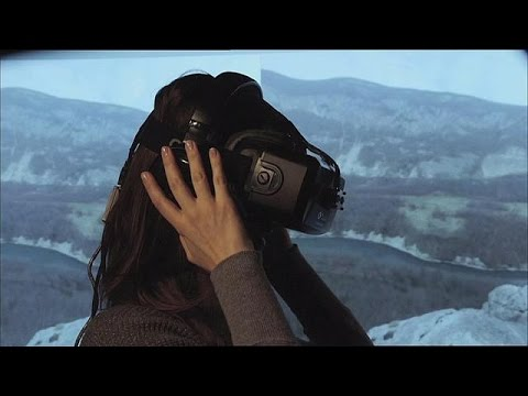 Виртуальная реальность лечит расстройства - hi-tech