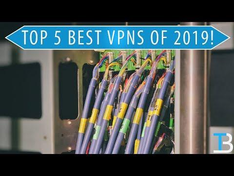 Top 5 Best VPNs Of 2019 (Best VPNs For Netflix In 2019!)