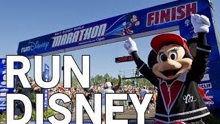 What's it like running a Disney Marathon?