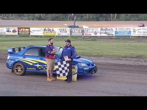 Brewerton Speedway 6/21/18 spectator interview