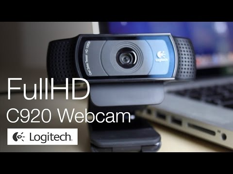 best webcam logitech c920 hd hindi