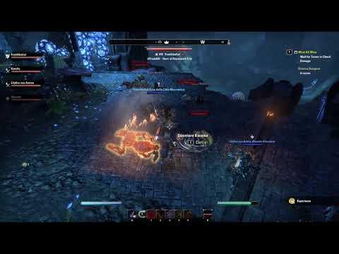 The Elder Scrolls Online - Gameplay Dungeon |