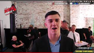 140 LB Sensation Reshat Mati On Signing to DAZN and Matchroom Boxing USA