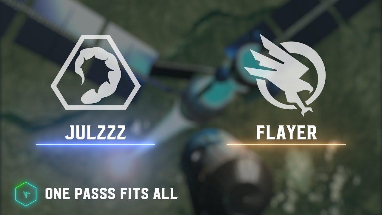 Julzzz(Nod) vs Flayer(GDI) - One Pass Fits All - Tiberian Dawn Remastered