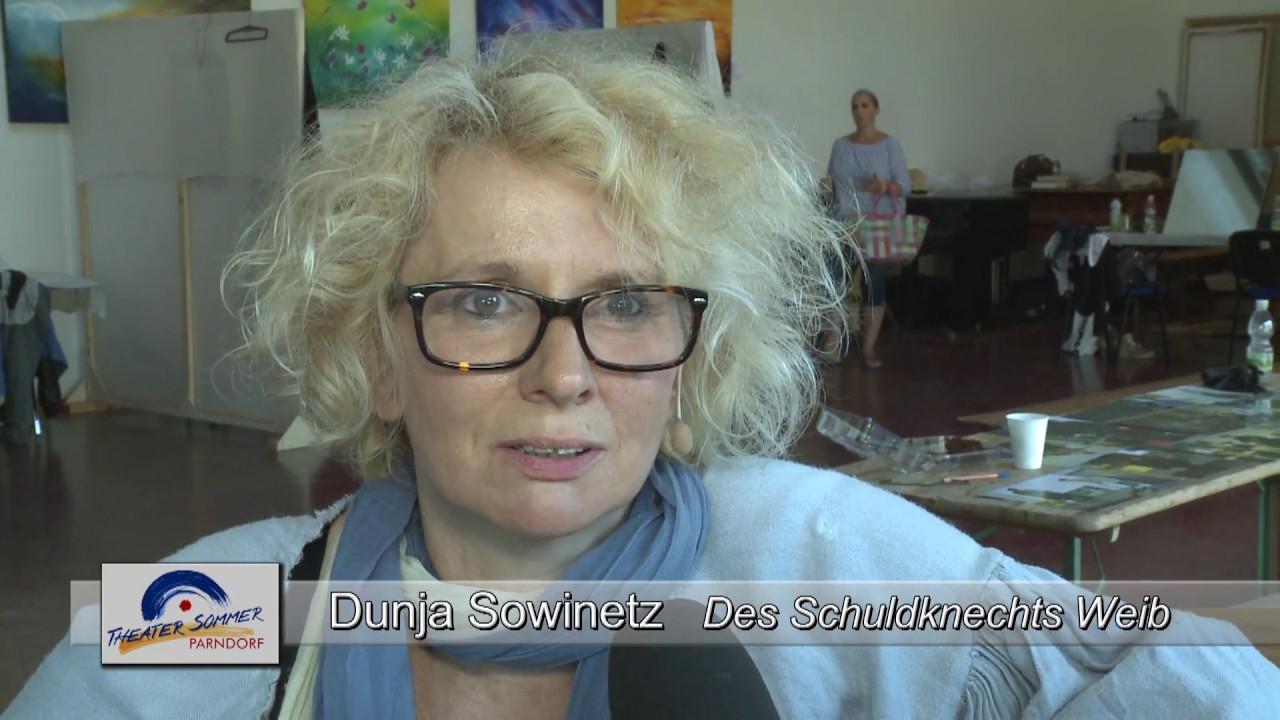 JEDERMANN - TheaterSommer Parndorf 2016 DUNJA SOWINETZ