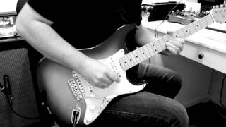 David Gilmour - Near The End jamming