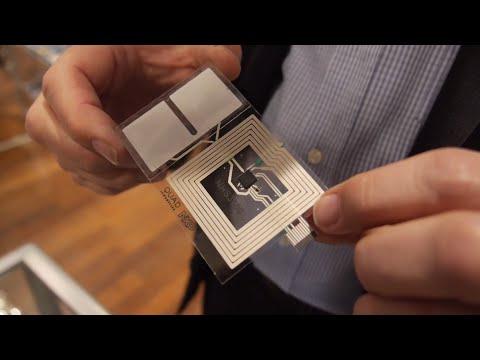 Enfucell Printed Battery Powering Golf Sensor, Temperature Sensors and More