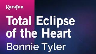 Karaoke Total Eclipse Of The Heart - Bonnie Tyler *