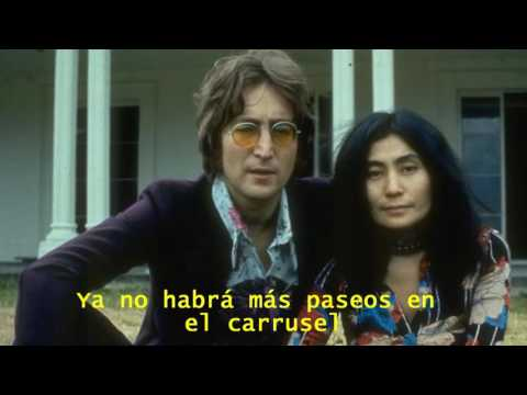 John Lennon - Watching the Wheels (Subtitulada en Español)