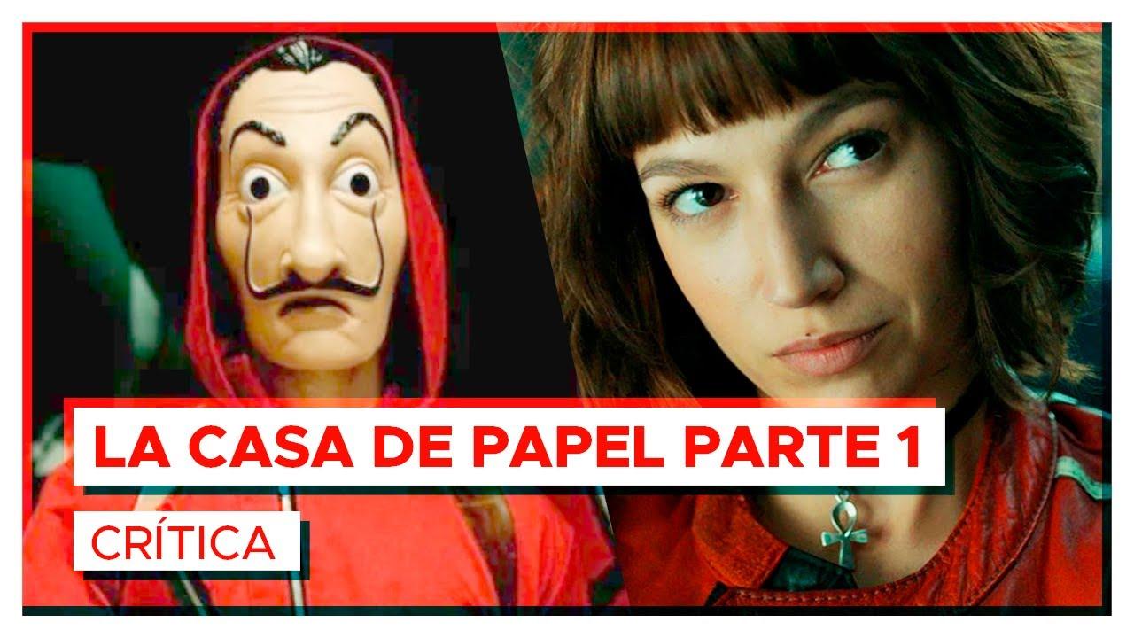 LA CASA DE PAPEL TÜRK OLSA ! - YouTube  |La Casa De Papel
