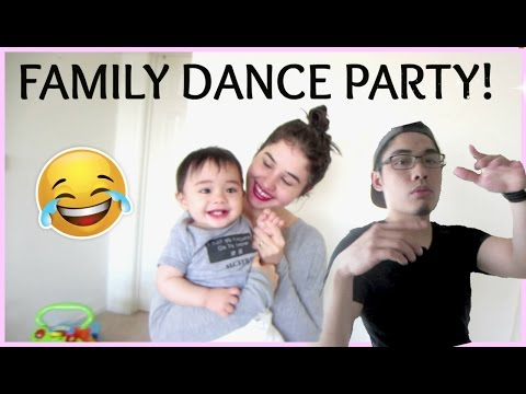 FAMILY DANCE PARTY!