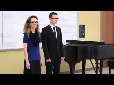 Press On-NewLife Christian School Duet 2014