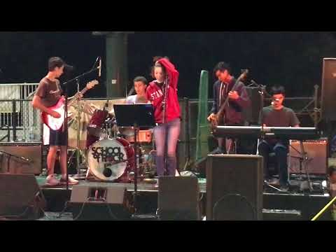 Tom Sawyer by Rush - School of Rock Palo Alto House Band October 2017