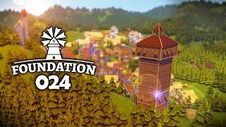 FOUNDATION 🏡 024: Bergfried, Heimat der Soldaten