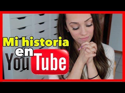 PLATICA: Mi historia en YouTube