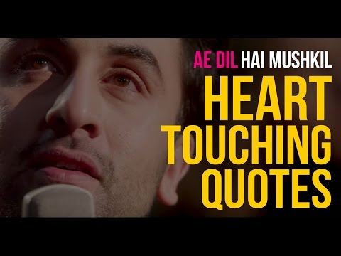 11 Crazy In Love Dialogues From Ae Dil Hai Mushkil Youtube