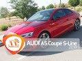 Audi A5 Coupe 2018 / Al volante / Prueba dinámica / Review / Supermotoronline.com