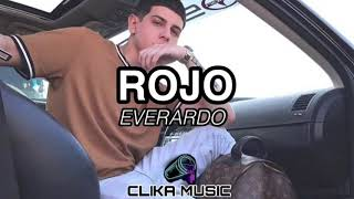 (LETRA) - Rojo - Everardo [2020]