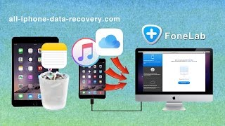 [iPad Mini Note Recovery]: Three Way to Recover Notes from iPad Mini / iPad Mini 3 / iPad Mini 2
