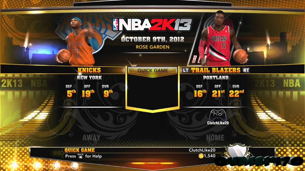 nba 2k14 my team matchmaking