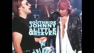 Southside Johnny & Little Steven - Broke Down Piece Of Man