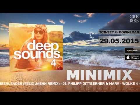 Deep Sounds Vol. 4 - The Very Best Of Deep House (Official Minimix HD)