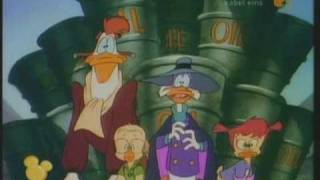 Darkwing Duck Intro - German / Deutsch