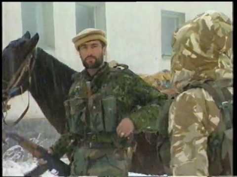 Военный РЕПОРТАЖ. Таджикистан. Декабрь 1996 года (1)