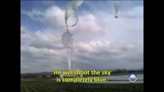 HAARP - Evento gravado por um agricultor