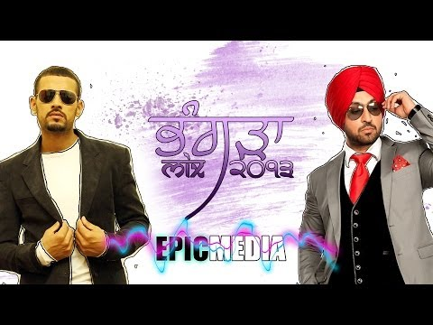 Bhangra Mix 2014 - Kay Ess & Ricky Dhanda - Epic Media