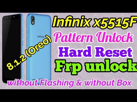 Infinix X609 Frp Cm2