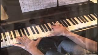 I Think Im Gonna Like It Here -- Annie -- Piano